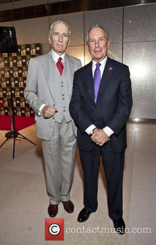 Gay Talese and Mayor Michael Bloomberg 6