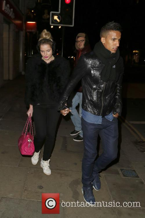 Helen Flanagan, Scott Sinclair and Covent Garden 11