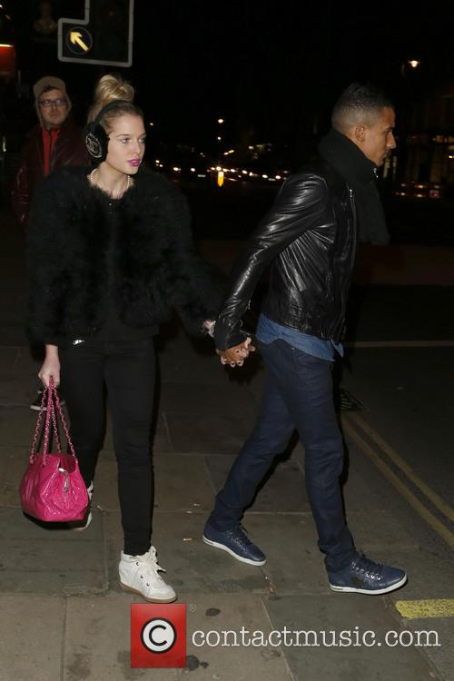 Helen Flanagan, Scott Sinclair and Covent Garden 4