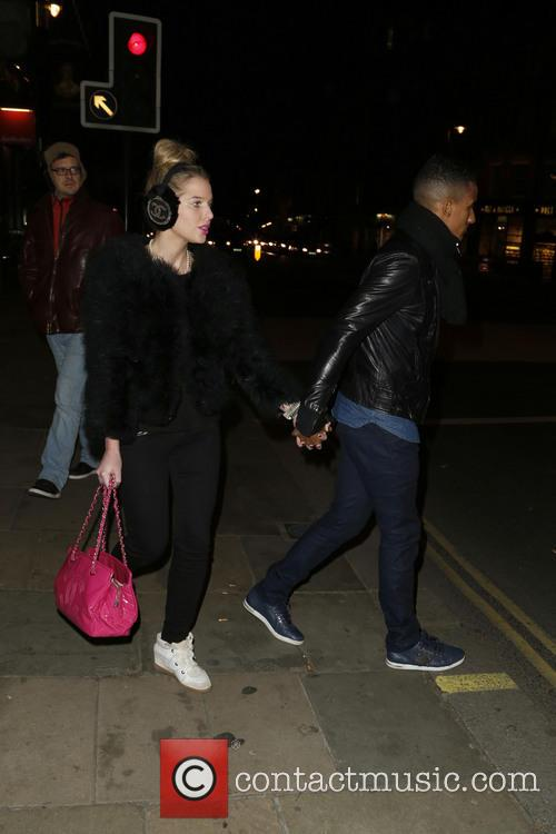 Helen Flanagan, Scott Sinclair, Covent Garden