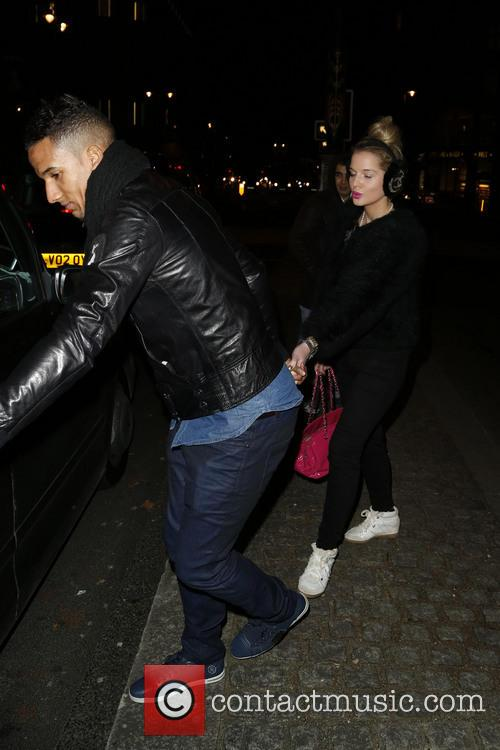 Helen Flanagan, Scott Sinclair and Covent Garden 7