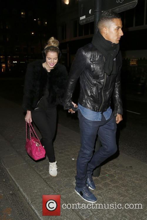 Helen Flanagan, Scott Sinclair and Covent Garden 2