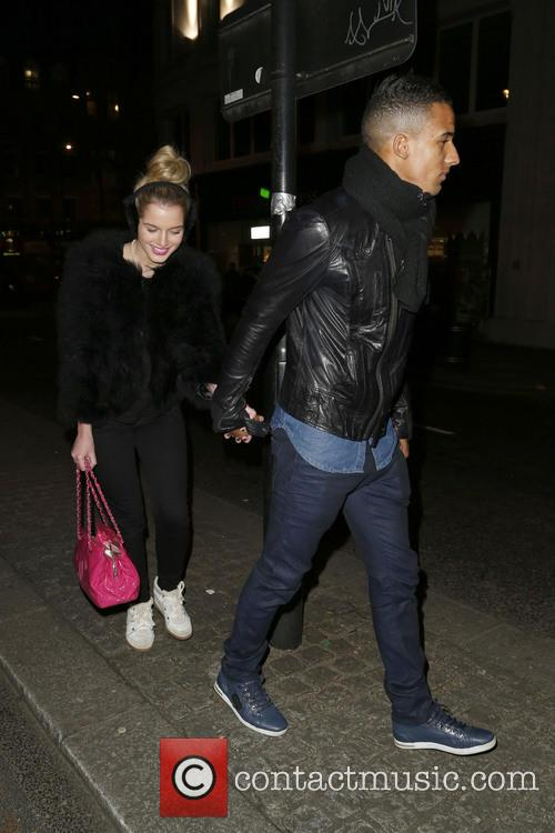 Helen Flanagan, Scott Sinclair and Covent Garden 1