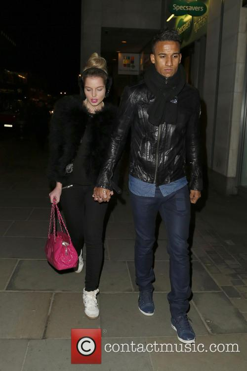 Helen Flanagan, Scott Sinclair and Covent Garden 5