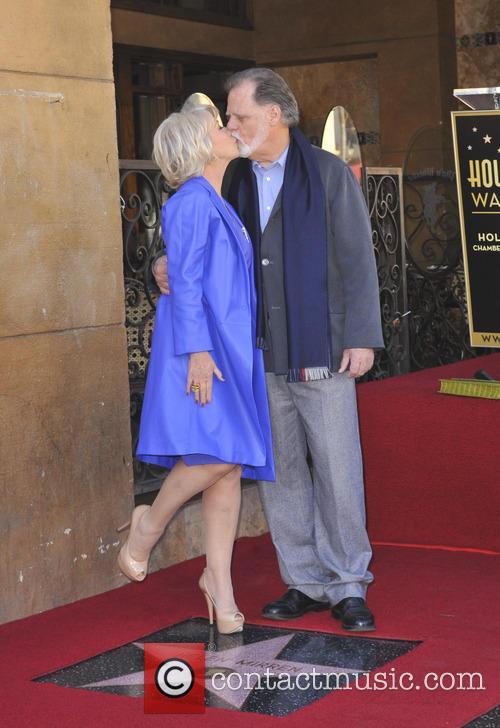 Helen Mirren and Taylor Hackford 5