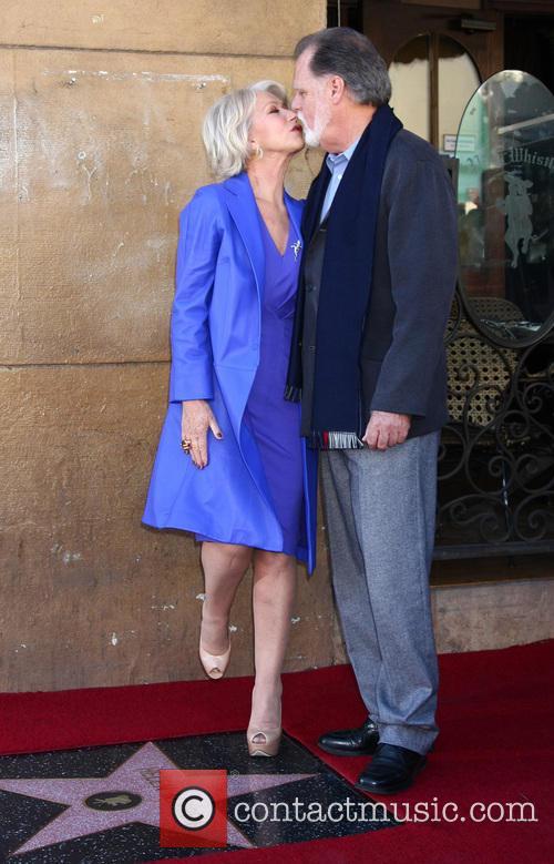 Helen Mirren and Taylor Hackford 3