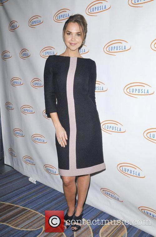 Arielle Kebbel  10th Annual Lupus LA Hollywood...