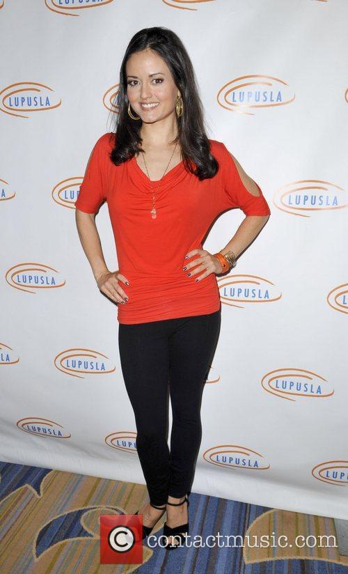 Danica McKellar, Hollywood Ladies Luncheon