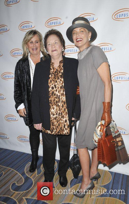Kelly Stone, mother, Sharon Stone  10th Annual...