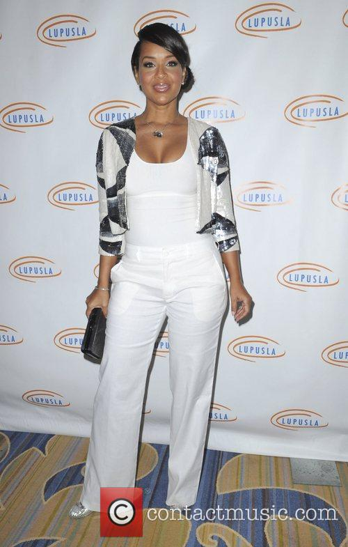LisaRaye McCoy  10th Annual Lupus LA Hollywood...