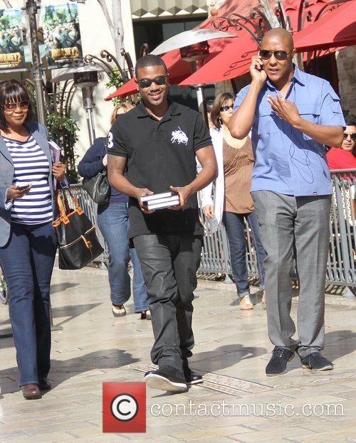 Ray J at The Grove to appear on...