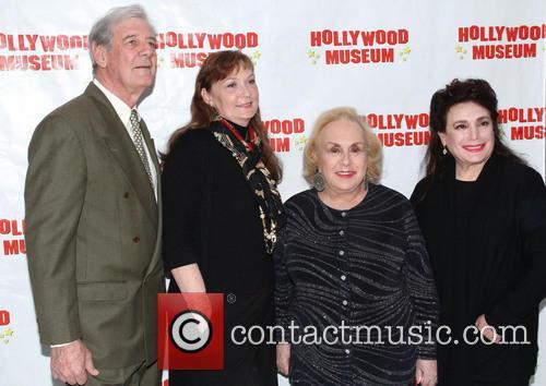 Doris Roberts, Linda Lewis, Christopher Lewis and Donelle Dadiga 2