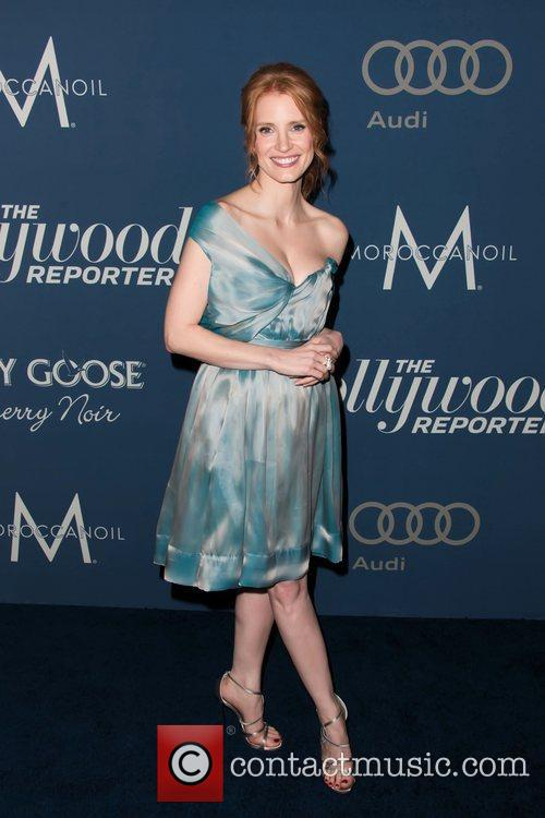 Jessica Chastain and Academy Awards 2