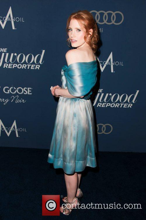 Jessica Chastain and Academy Awards 3