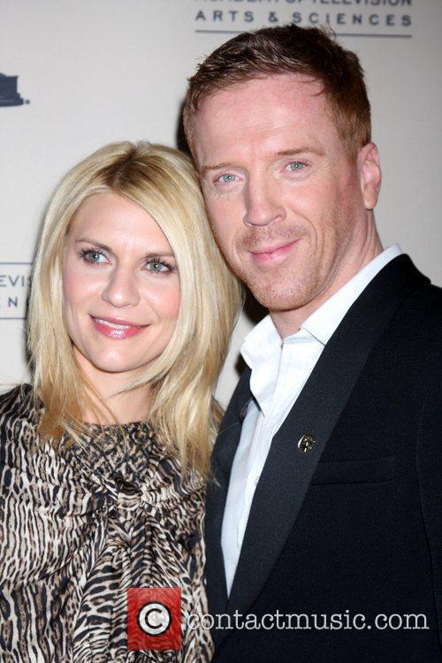 Claire Danes and Damian Lewis 2