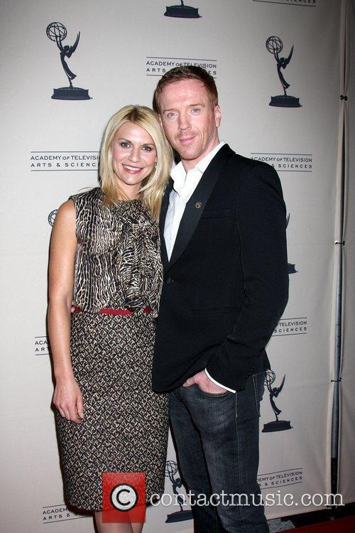 Claire Danes and Damian Lewis 3