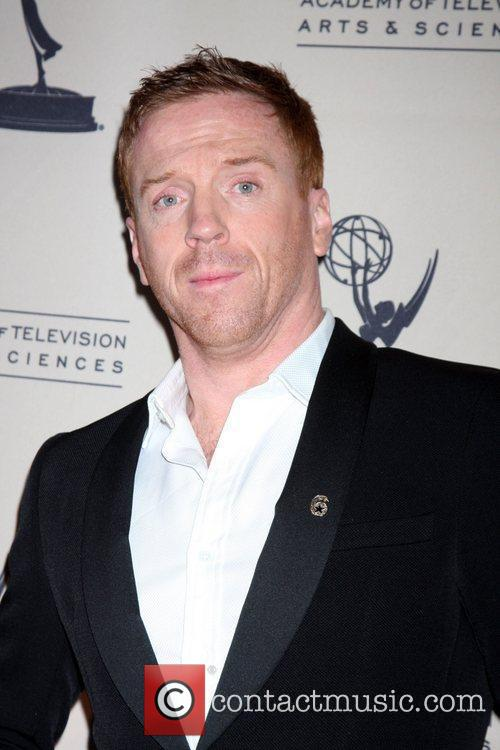 damian lewis arrives at the homeland panel 3792288