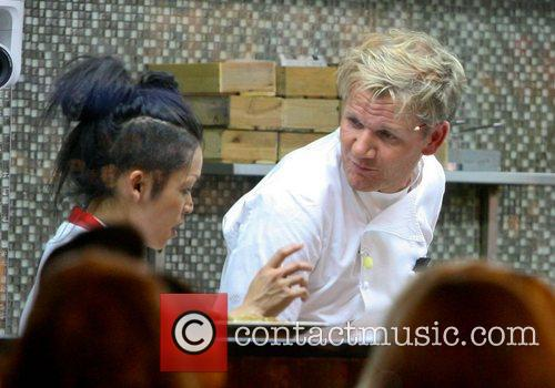Gordon Ramsay and Gun 3