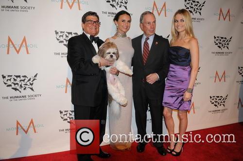 Georgina Bloomberg, Mayor Michael Bloomberg and Amanda Hears 4