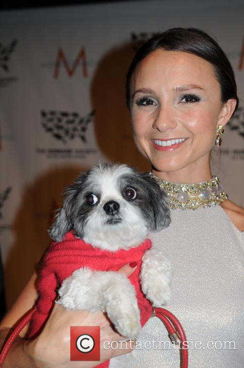 Georgina Bloomberg The Humane Society Benefit for Rescue...