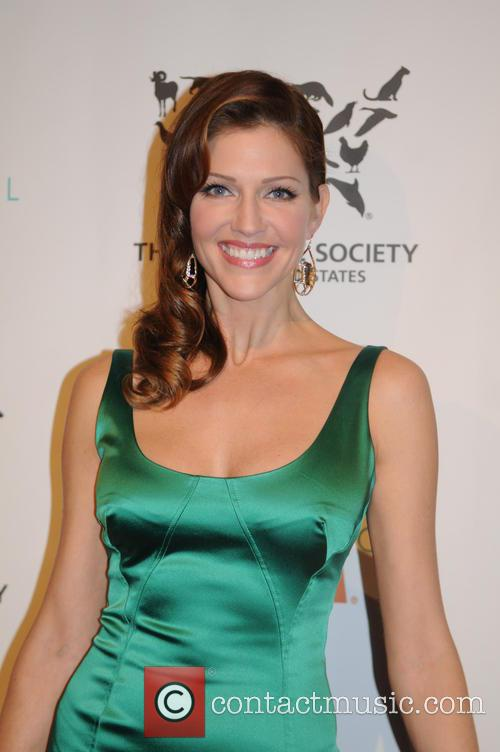 Tricia Helfer The Humane Society Benefit for Rescue...