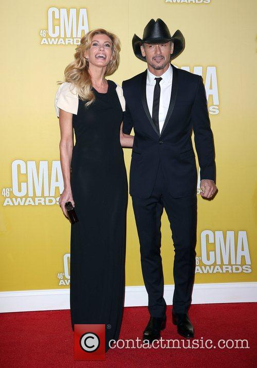 faith hill tim mcgraw 46th annual cma 4157620