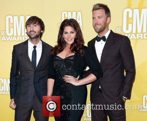 Lady Antebellum and Cma Awards 2