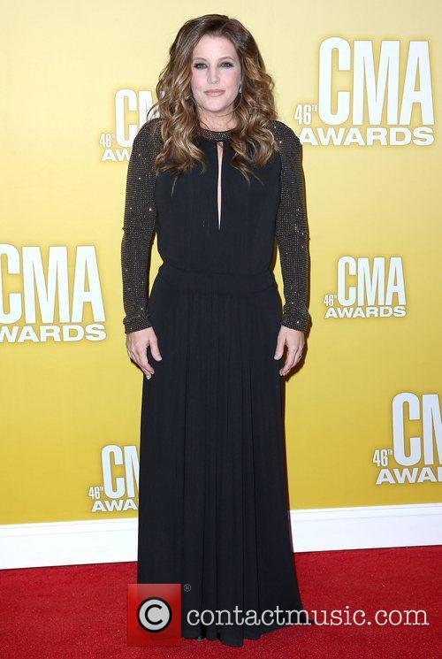 Lisa Marie Presley and Cma Awards 2