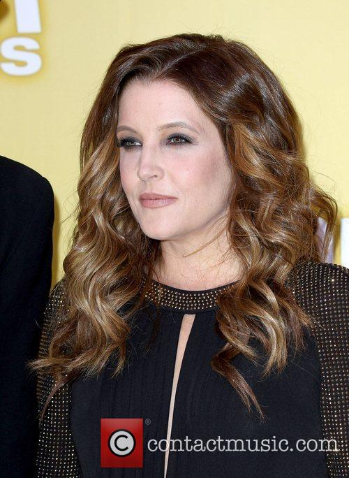 Lisa Marie Presley and Cma Awards 3