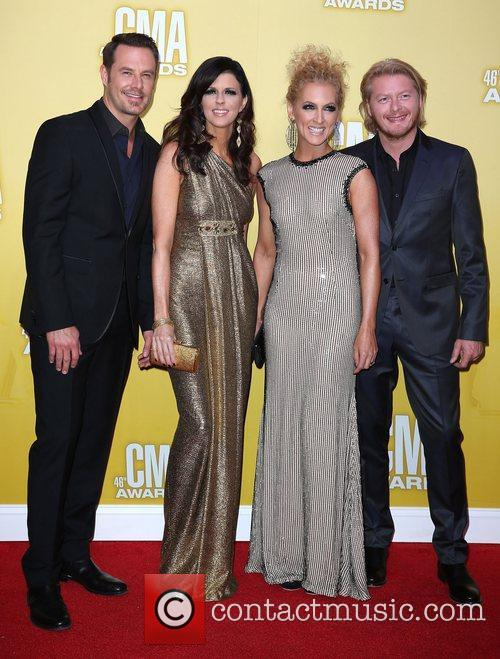 Little Big Town and Cma Awards 8