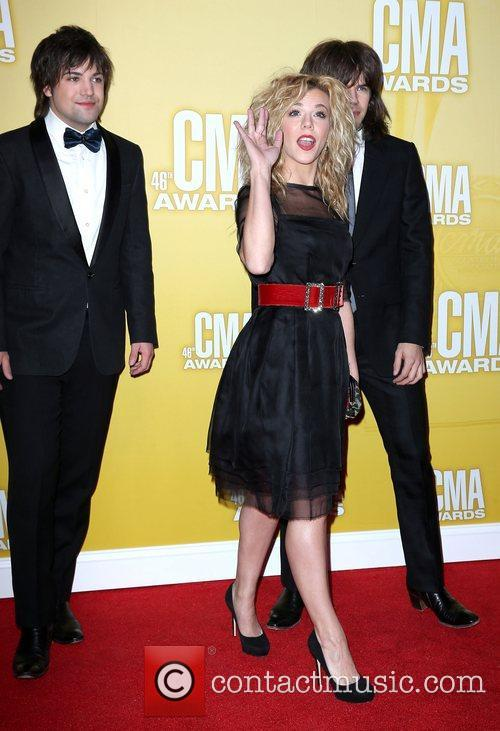 The Band Perry and Cma Awards 2