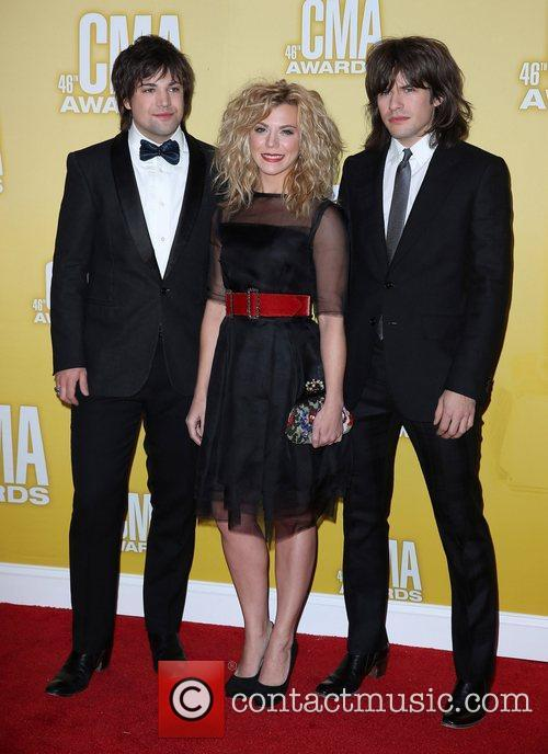The Band Perry, CMA Awards