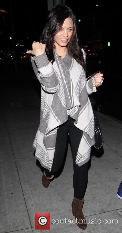 Jenna Dewan-Tatum Jenna Dewan-Tatum leaving a hair salon...