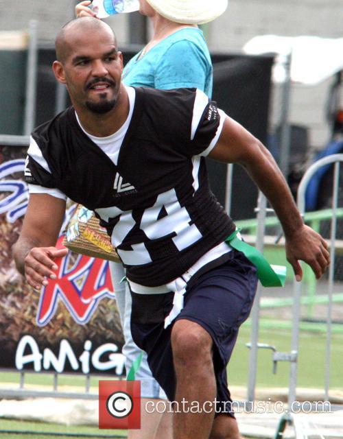 Amaury Nolasco Amaury Nolasco in action at the...