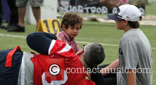 Max Muniz Max Muniz, Jennifer Lopez's son at...
