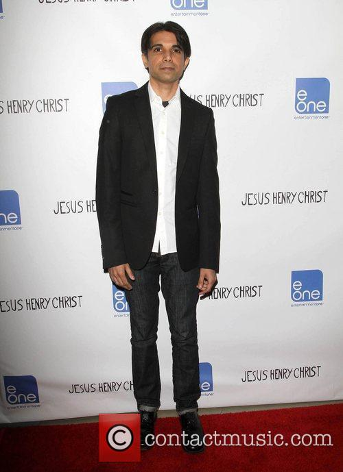 Simon Taufique Jesus Henry Christ Los Angeles Premiere...