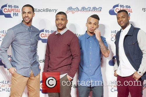 Capital FM Jingle Bell Ball held at the...