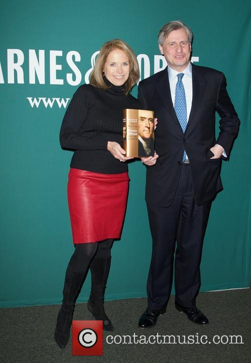 Pulitizer Prize-winning, Newsweek, Jon Meacham, Katie Couric, Thomas Jefferson, The Art, Power, Barnes, Noble and Union Square 3