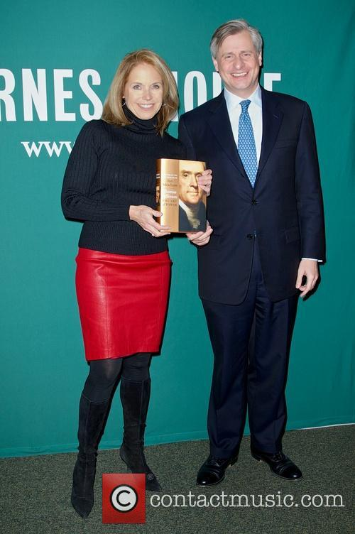 Pulitizer Prize-winning, Newsweek, Jon Meacham, Katie Couric, Thomas Jefferson, The Art, Power, Barnes, Noble and Union Square 4