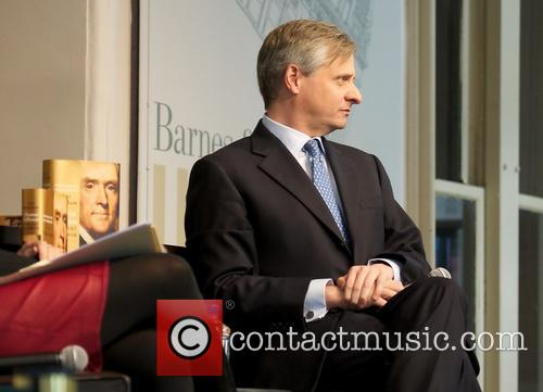 Pulitizer Prize-winning, Newsweek, Jon Meacham, Katie Couric, Thomas Jefferson, The Art, Power, Barnes, Noble and Union Square 2