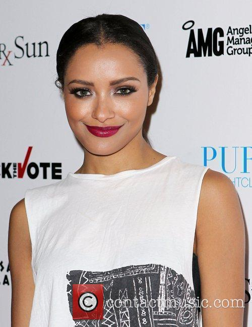 Pure Nightclub welcomes Kat Graham of 'The Vampire...
