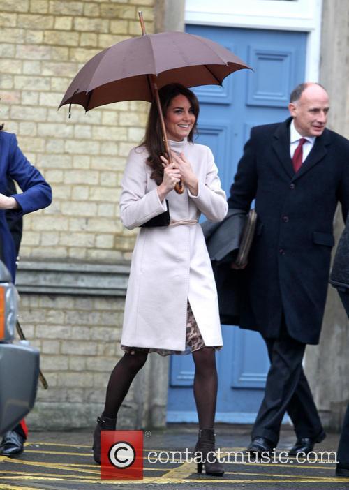 Prince William, Duke, Cambridge, Catherine, The, Duchess and Peterborough City Hospital. It 9