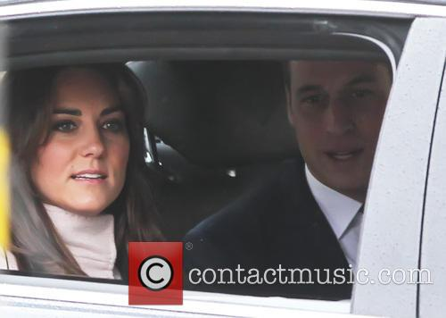 Prince William, Duke, Cambridge, Catherine, The, Duchess and Peterborough City Hospital. It 11