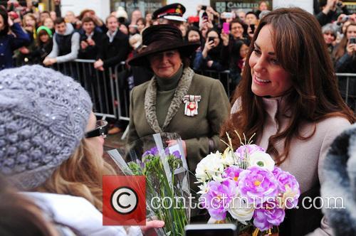 Prince William, Duke, Cambridge, Catherine, Duchess and Peterborough City Hospital. It 11