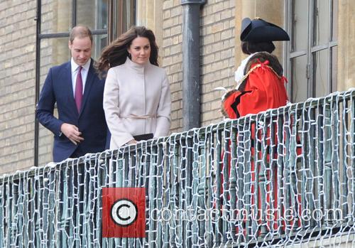 Prince William, Duke, Cambridge, Catherine, Duchess and Peterborough City Hospital. It 16