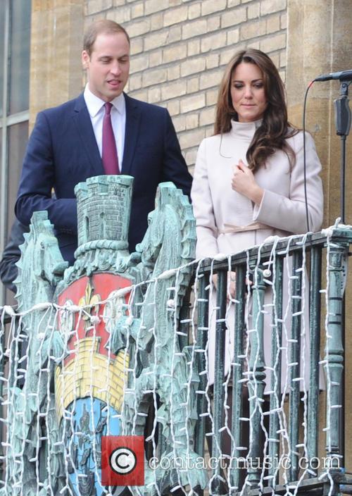 Prince William, Duke, Cambridge, Catherine, Duchess and Peterborough City Hospital. It 30