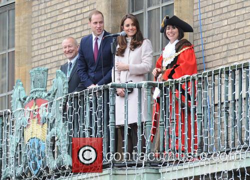Prince William, Duke, Cambridge, Catherine, Duchess and Peterborough City Hospital. It 20