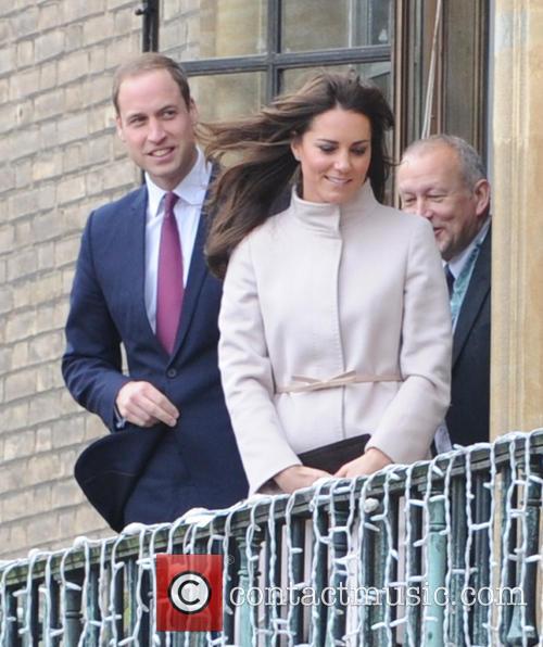 Prince William, Duke, Cambridge, Catherine, Duchess and Peterborough City Hospital. It 28