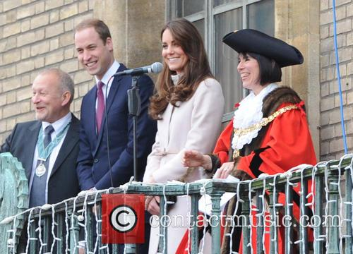 Prince William, Duke, Cambridge, Catherine, Duchess and Peterborough City Hospital. It 23
