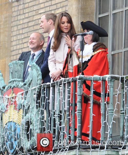 Prince William, Duke, Cambridge, Catherine, Duchess and Peterborough City Hospital. It 29